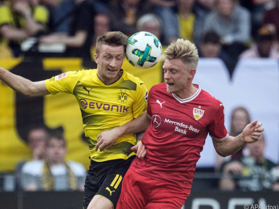 Dortmund lieferte gute Leistung ab