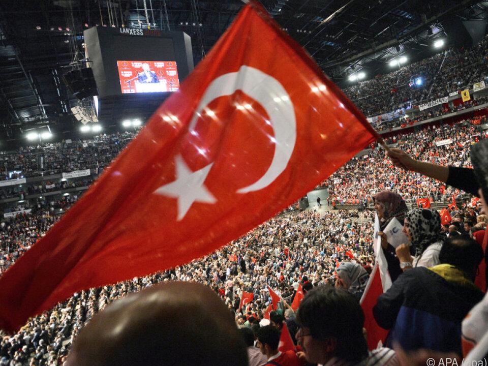 Kurz: Türkische Wahlkampfauftritte in Österreich unerwünscht