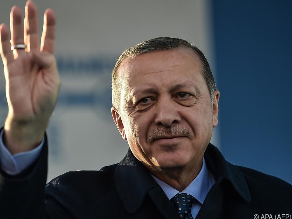 Erdogans Türkei hat hohes Leistungsbilanzdefizit