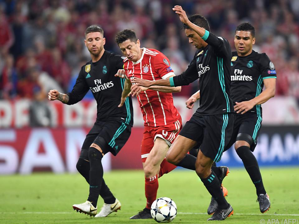 Erste Saison-Heimniederlage für Bayern