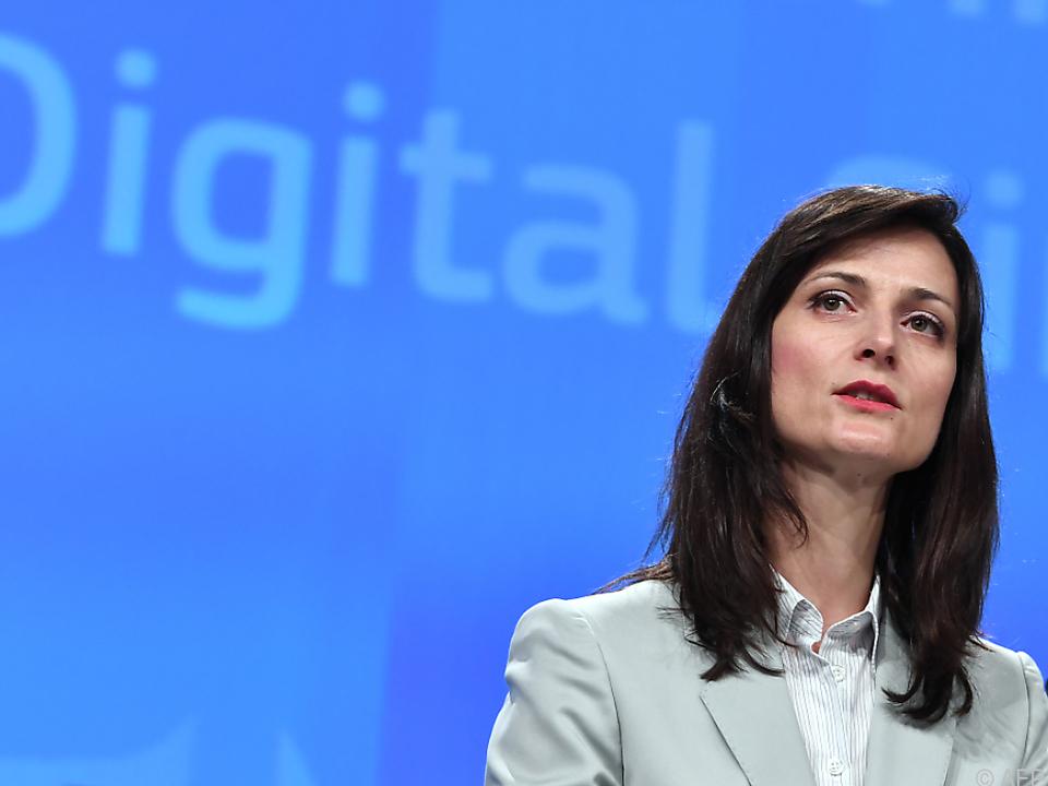 EU-Kommissarin Mariya Gabriel