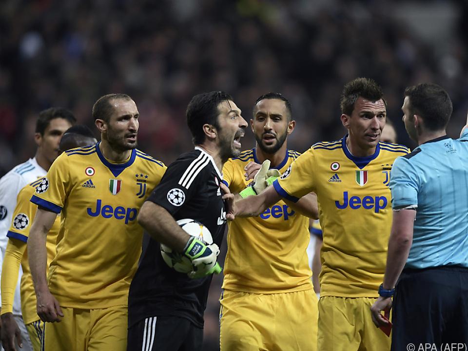 Fassungsloser Buffon hatte internationale Sympathien auf seiner Seite