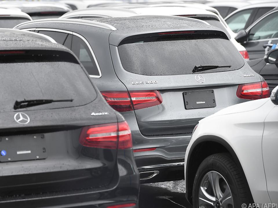 Für Daimler, BMW und VW könnte es eng werden