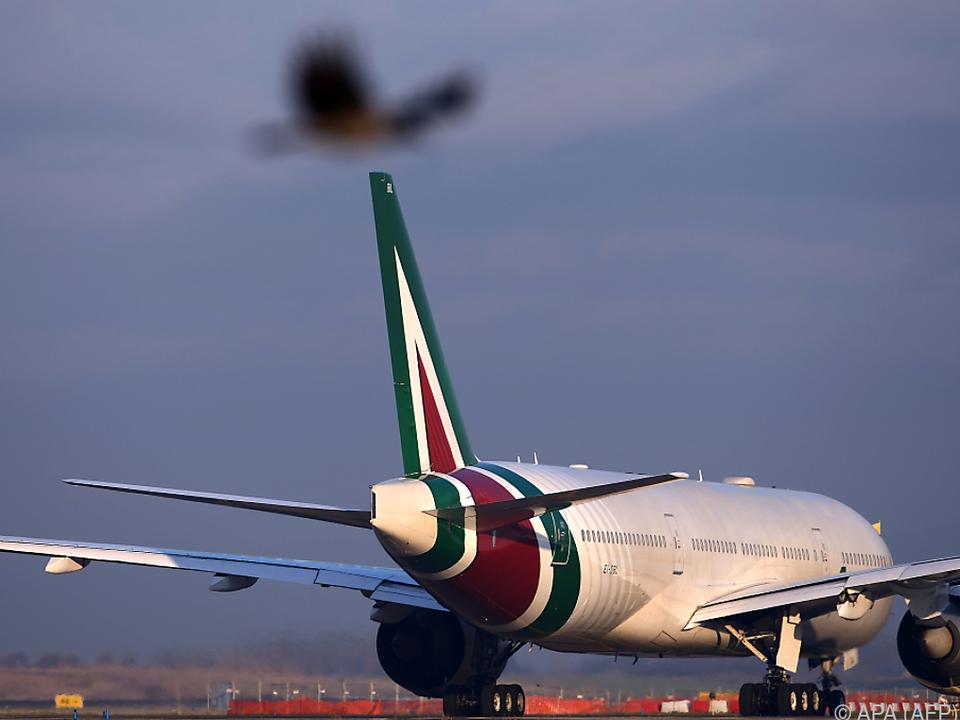 Für die Hälfte der Alitalia-Belegschaft schaut es schlecht aus