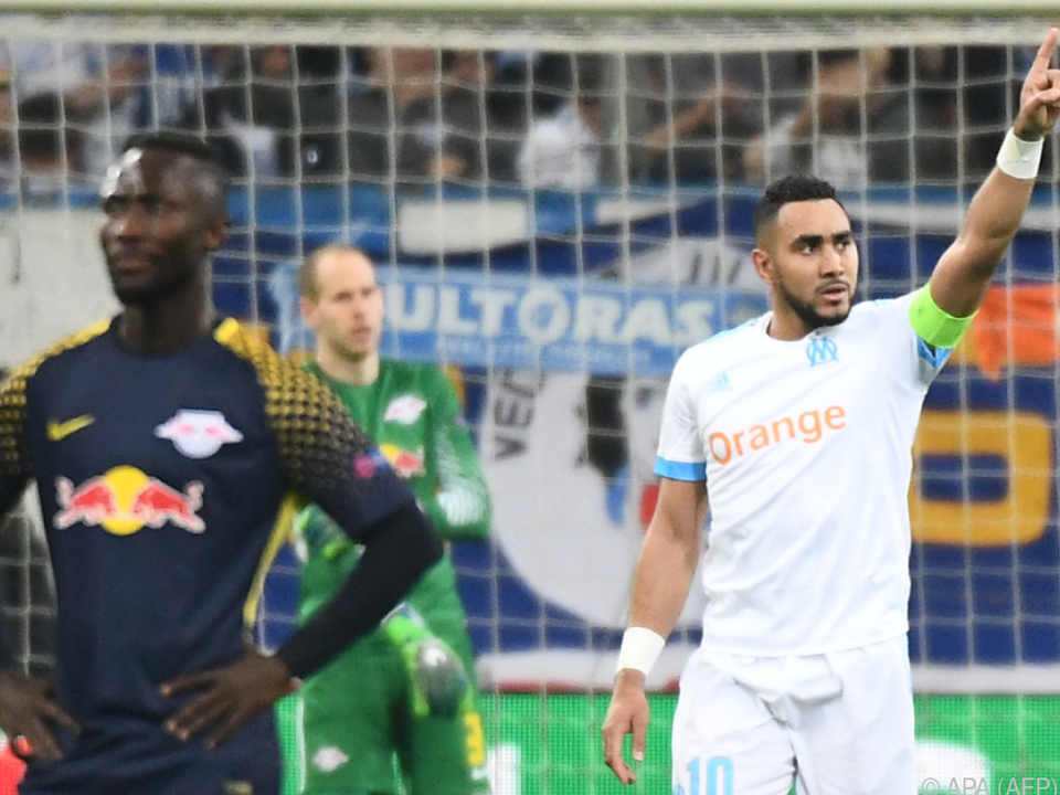 Für RB Leipzig war in Marseille Endstation