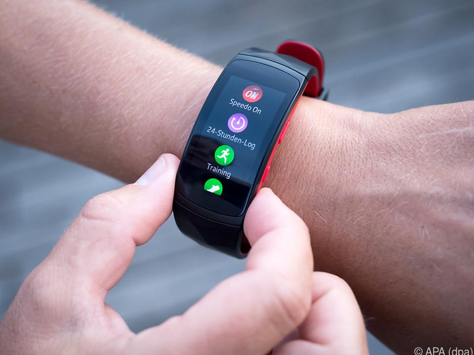 Gerade für Sportler kann so ein Fitness-Tracker praktisch sein