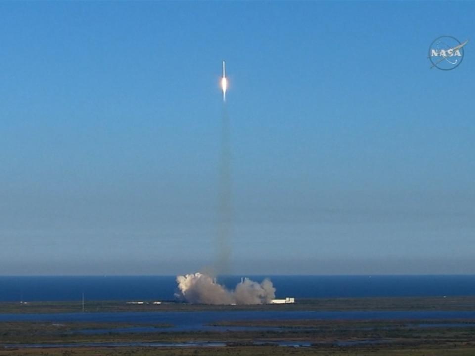 Gute Aussichten: Space X bringt neuartiges Weltraumteleskop ins All