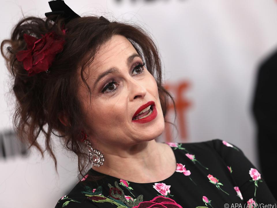 Helena Bonham Carter kümmerte sich um ihre Eltern