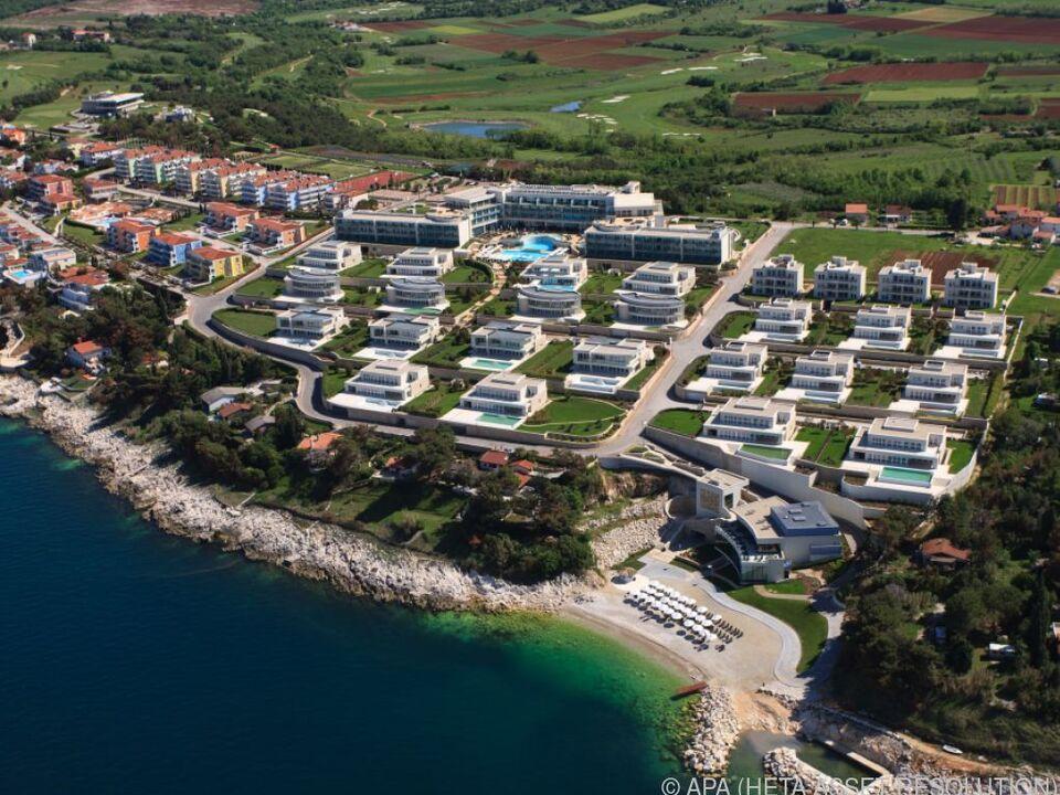 Heta brachte u.a. kroatische Luxusimmobilien an den Mann