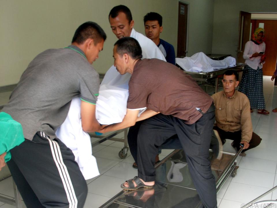 Illegale Brenner haben Dutzende Menschenleben auf dem Gewissen