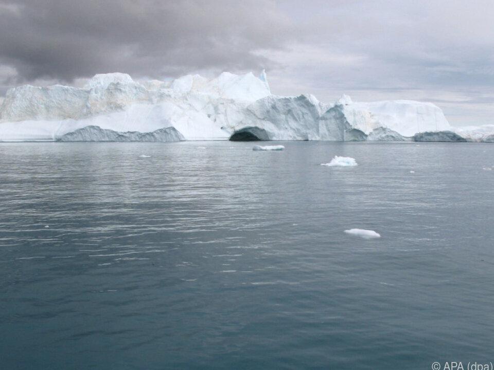 Im arktischen Meereis wimmelt es von winzigen Plastikpartikeln