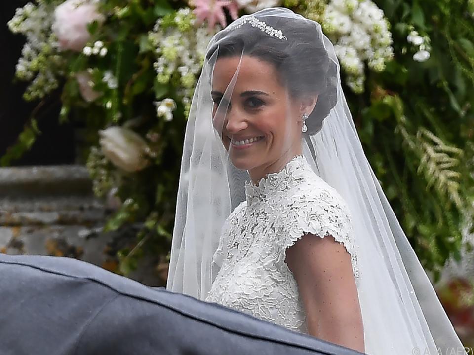 Im vergangenen Mai heiratete Pippa Middleton James Matthews