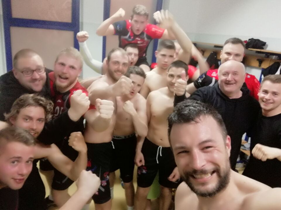 SSV Taufers Handball Umkleide