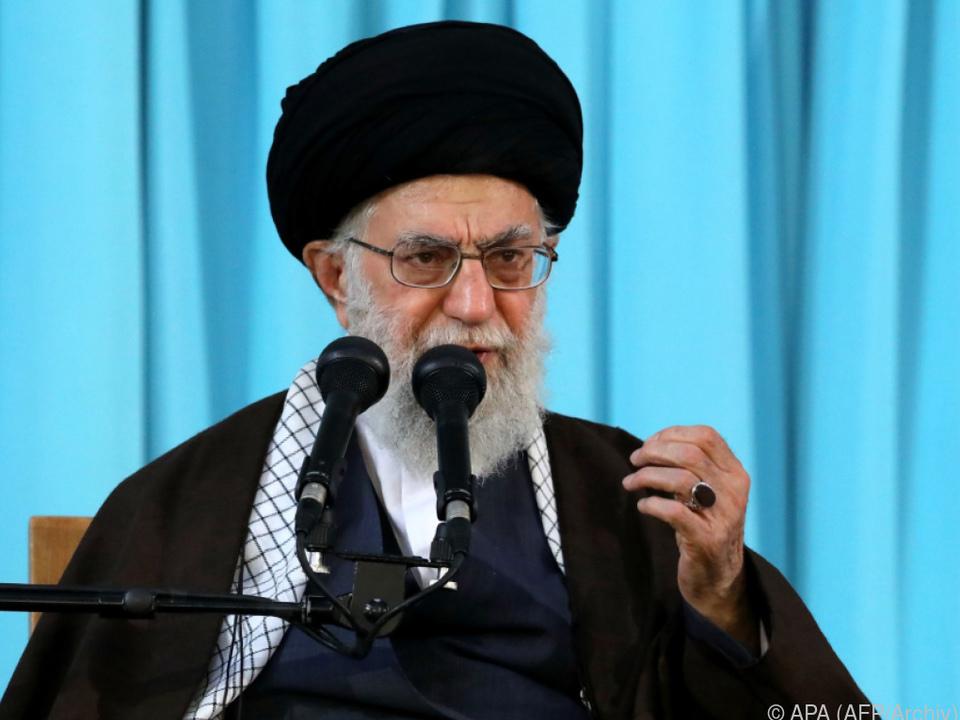 Iran fordert USA zum Verlassen der Region auf