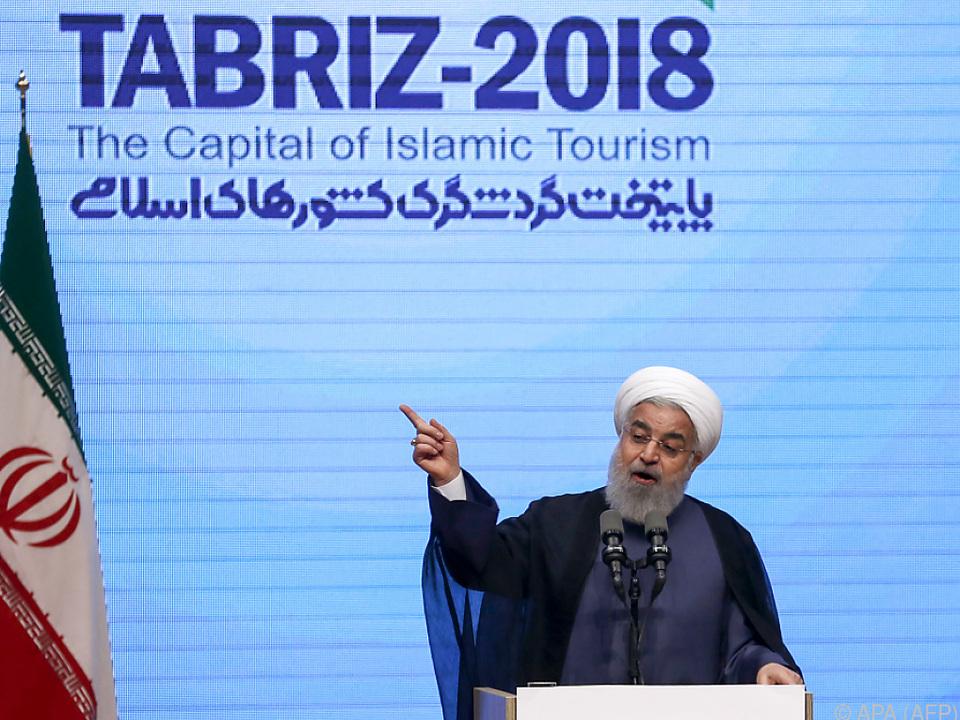 Iran will am Wiener Abkommen von 2015 festhalten