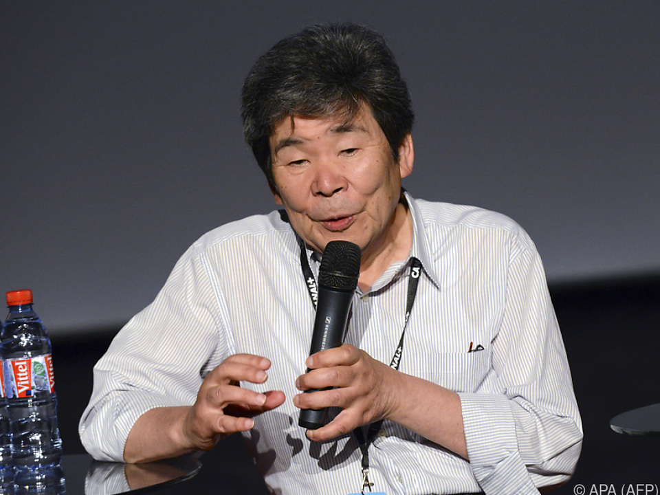 Isao Takahata schuf u.a. die TV-Zeichentrickserie \