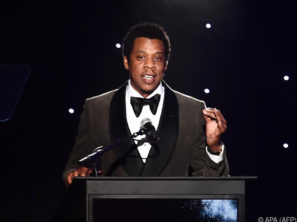 Jay-Z freut sich für seine Mutter