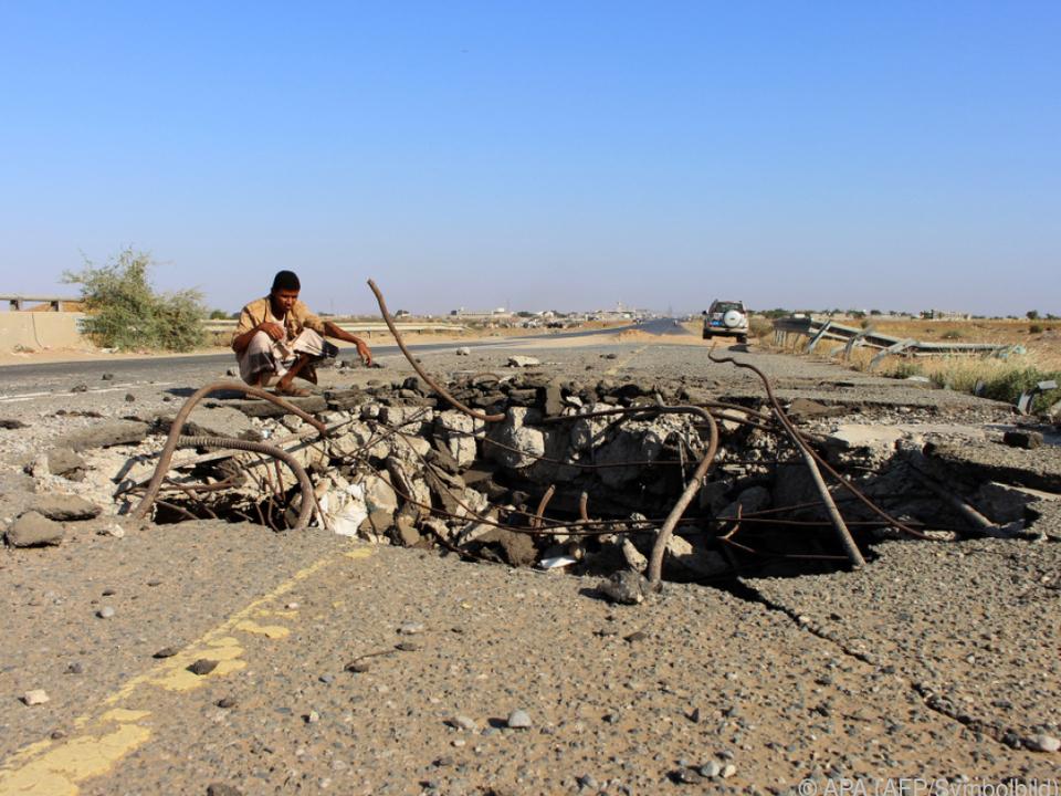 Jemen-Konflikt mit unverminderter Härter