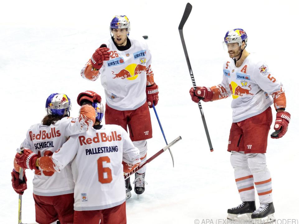 Jubel in Salzburg nach Sieg in Bozen