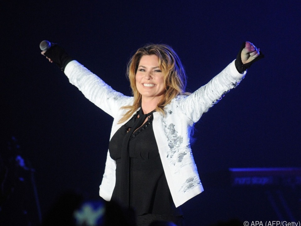 Kanadische Sängerin Shania Twain rudert zurück