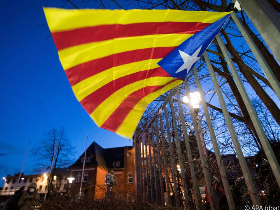 Katalanischer Separatistenführer kommt unter Auflagen frei