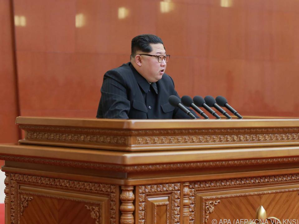 Kim Jong-un sieht sein Atomprogramm abgeschlossen