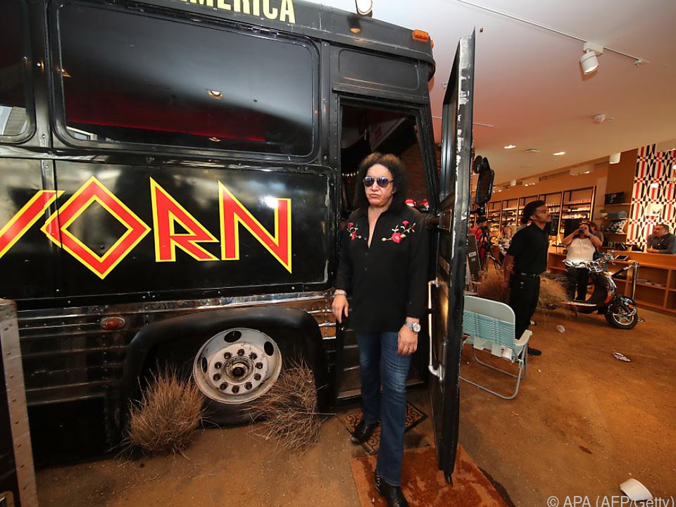 Kiss-Rocker gastiert am 16. Juli mit seiner Solo-Band im Gasometer