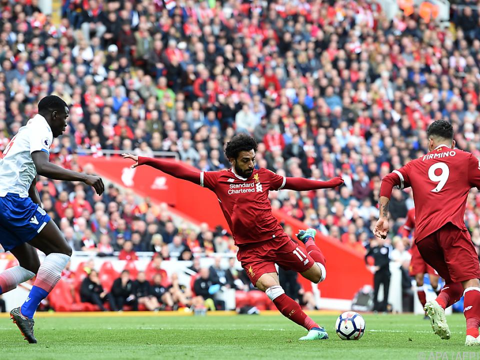 Liverpool kam über ein 0:0 nicht hinaus