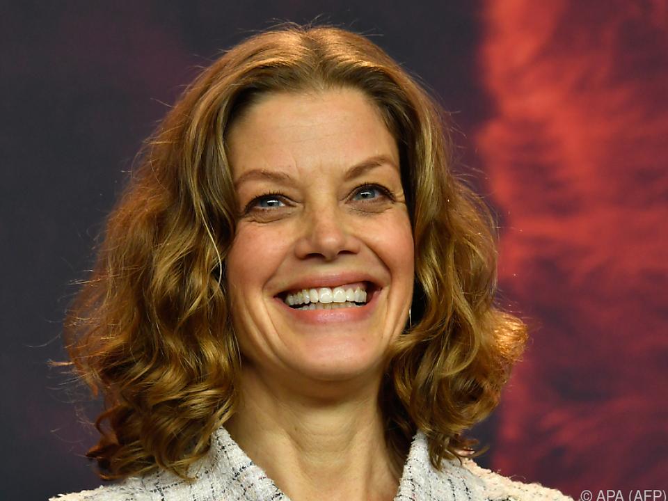 Marie Bäumer freut sich auf Premiere