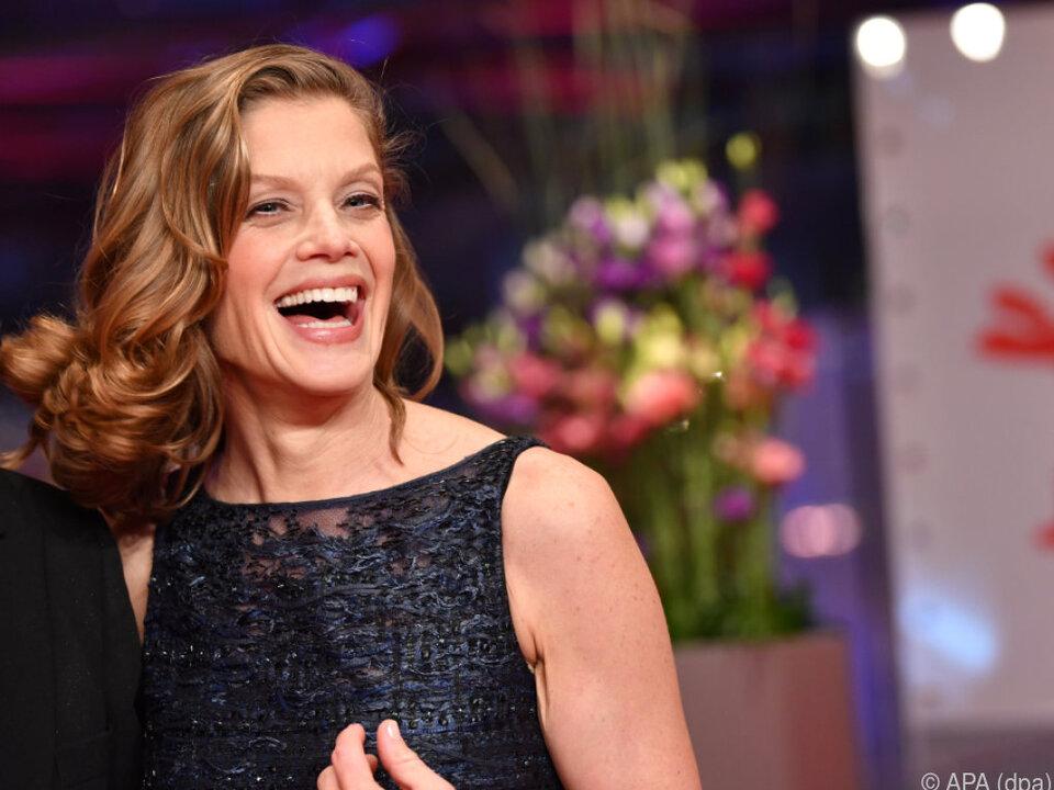 Marie Bäumer hat verblüffende Ähnlichkeit mit Romy Schneider