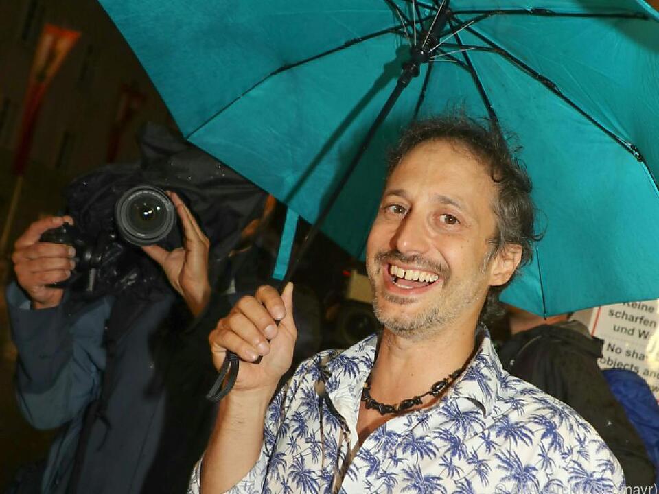 Michael Ostrowski spielt in dem Film mit