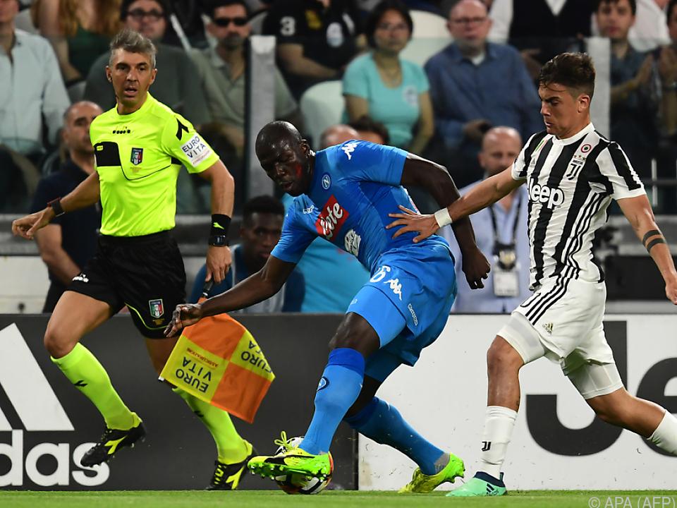 Napoli machte die italienische Meisterschaft wieder spannender