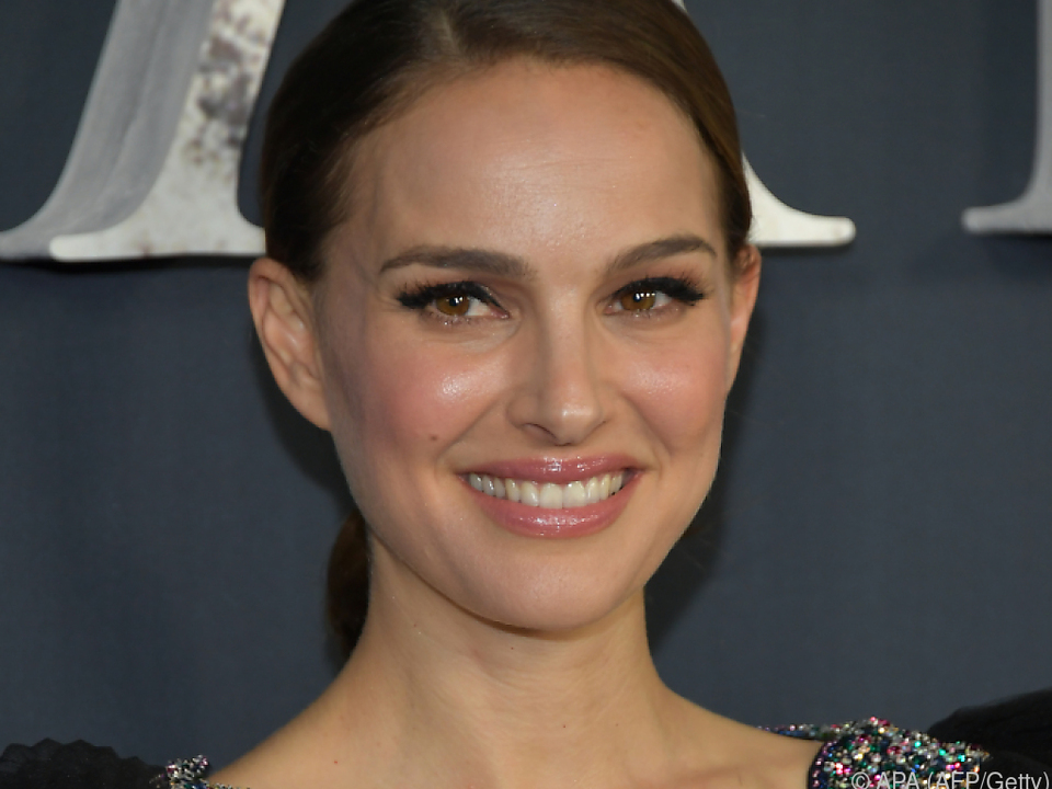 Natalie Portman wurde in Israel geboren