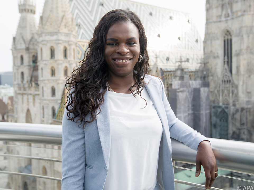 Ngosso sieht sich als Beweis für die Weltoffenheit von Wien