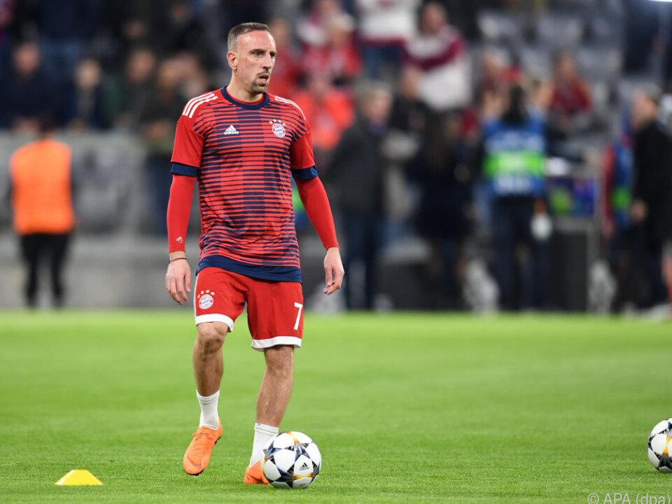 Nicht mehr der jüngste, aber bei Bayern noch hoch im Kurs