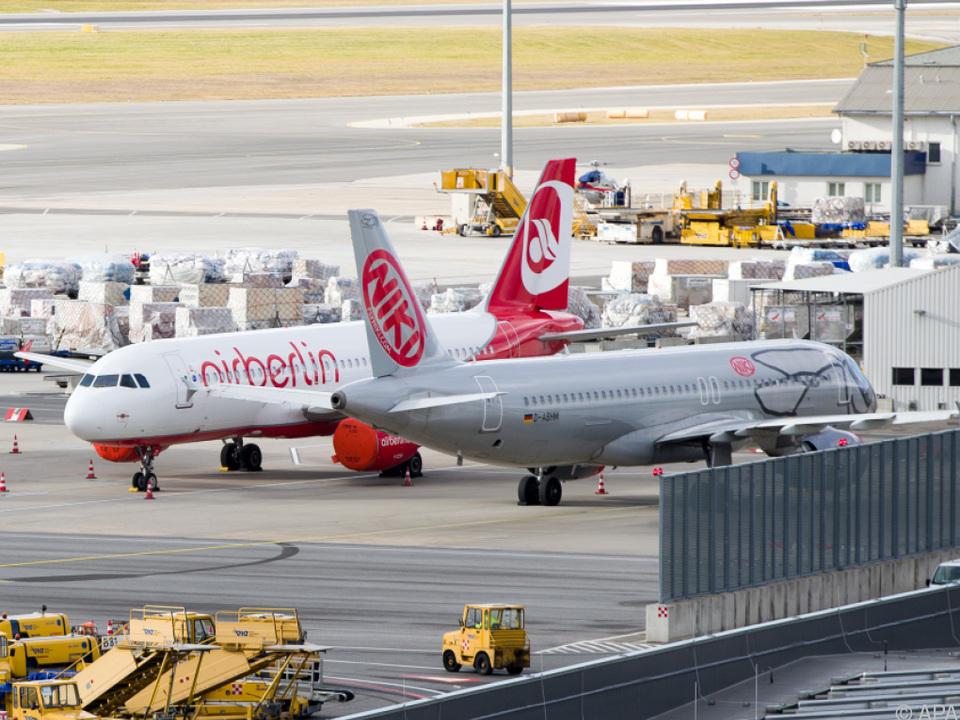 Niki und Air Berlin heben nicht mehr ab