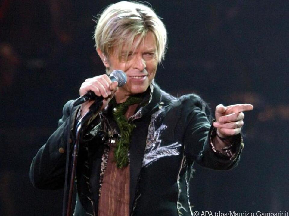 Nun kann man gratis die Handschrift von Musikern wie David Bowie benutzen