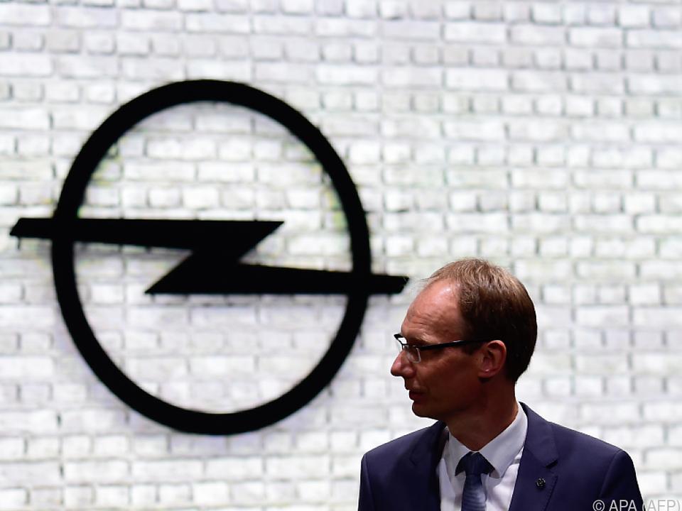 Opel-Chef Lohscheller will schnell zu einem Ergebnis kommen