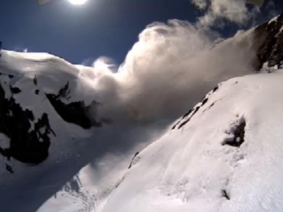 Bergrettung Bad Gastein lawine