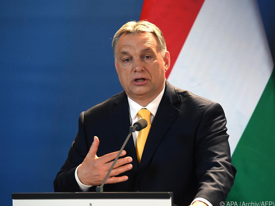 Orban sorgt für Kopfrerbrechen in der EVP