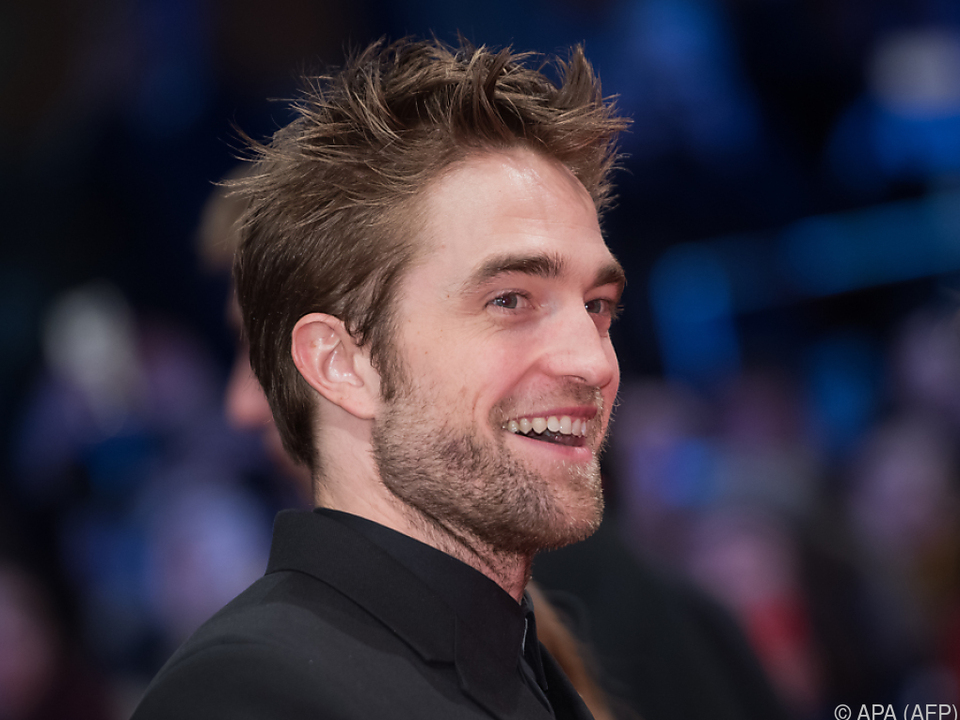 Pattinson mag verrückte Leute