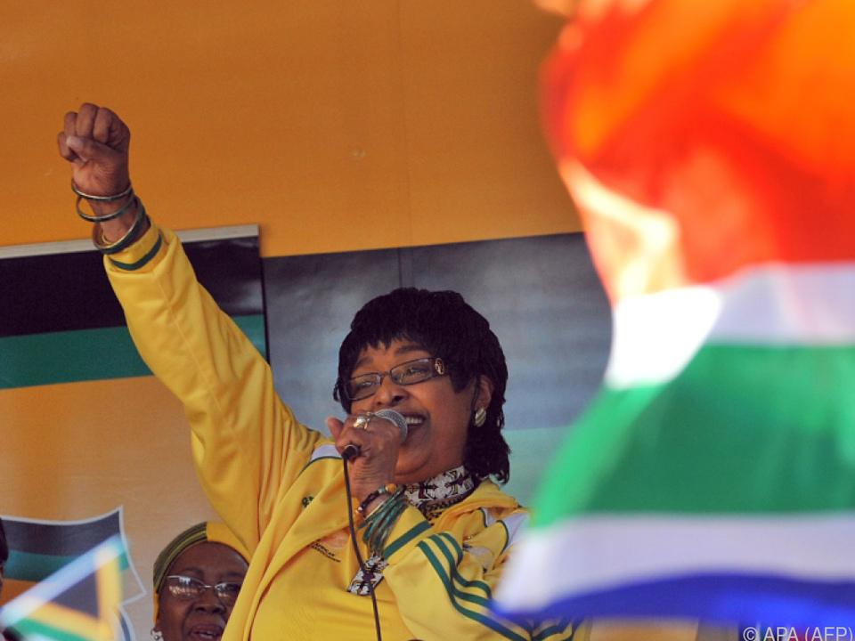 Politikerin und Apartheid-Gegnerin starb mit 81 Jahren