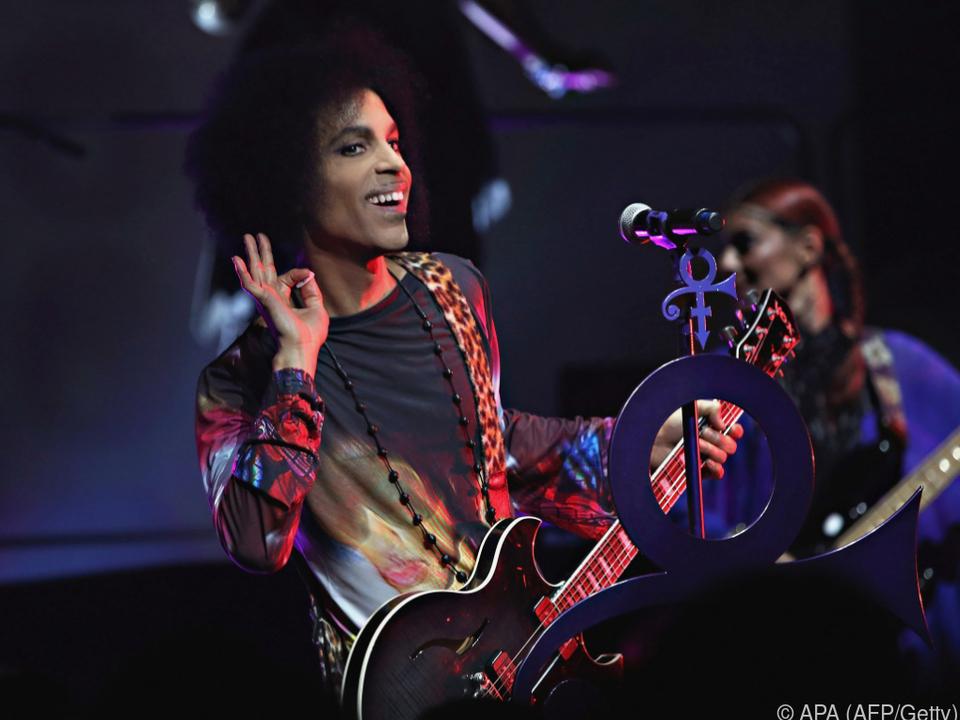 Prince starb im Jahr 2015