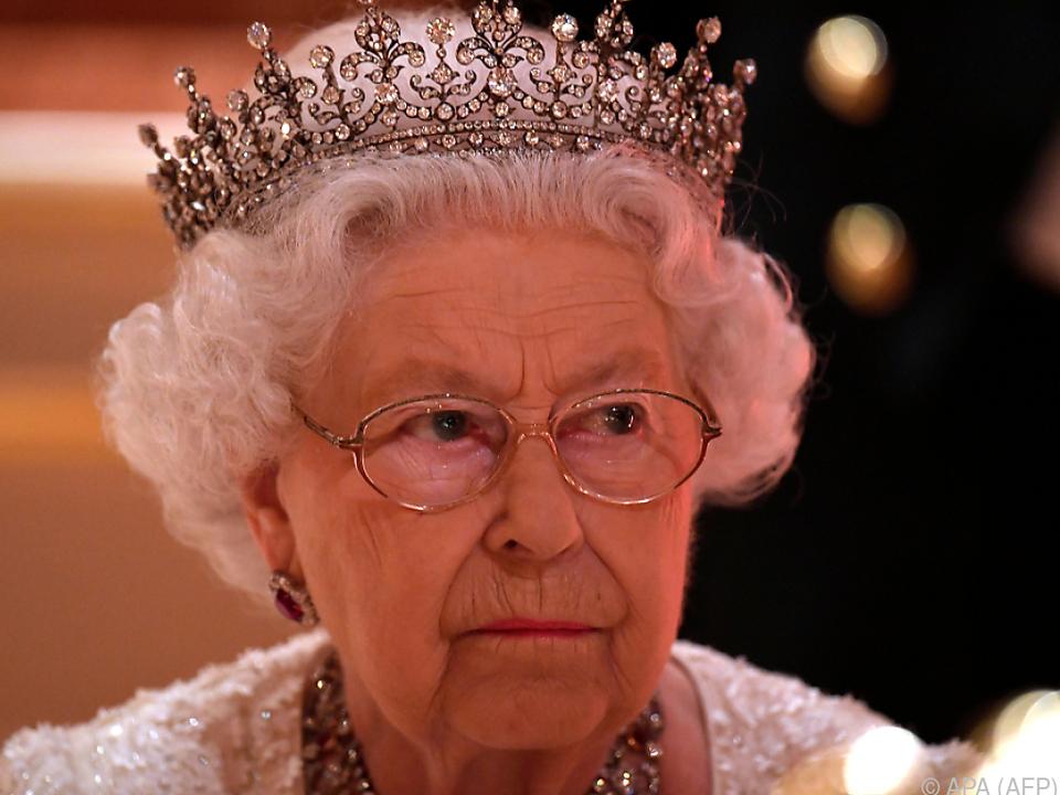 Queen Elizabeth II auch mit 92 Jahren nicht amtsmüde