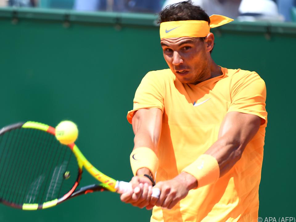 Rafael Nadal hofft auf seinen elften Titel