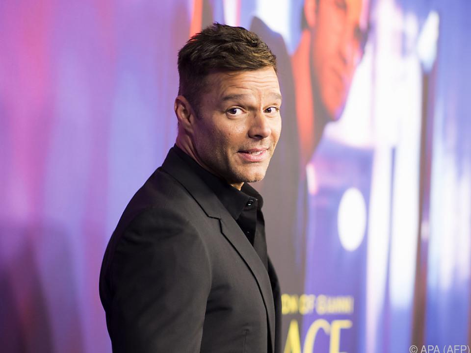 Ricky Martin adoptierte mit Ehemann Zwillingssöhne