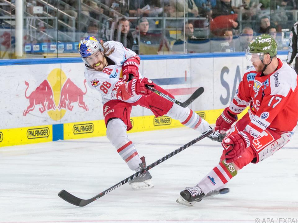 Salzburg muss sich gegen Südtirol anstrengen