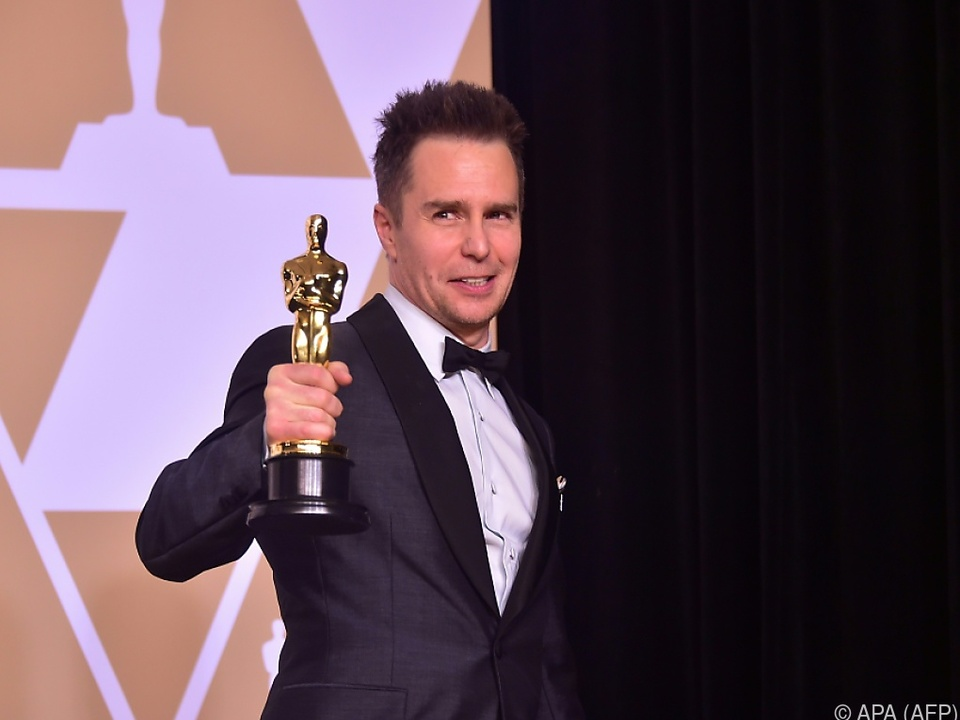 Sam Rockwell wird in \