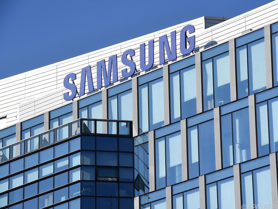 Samsung im Höhenflug