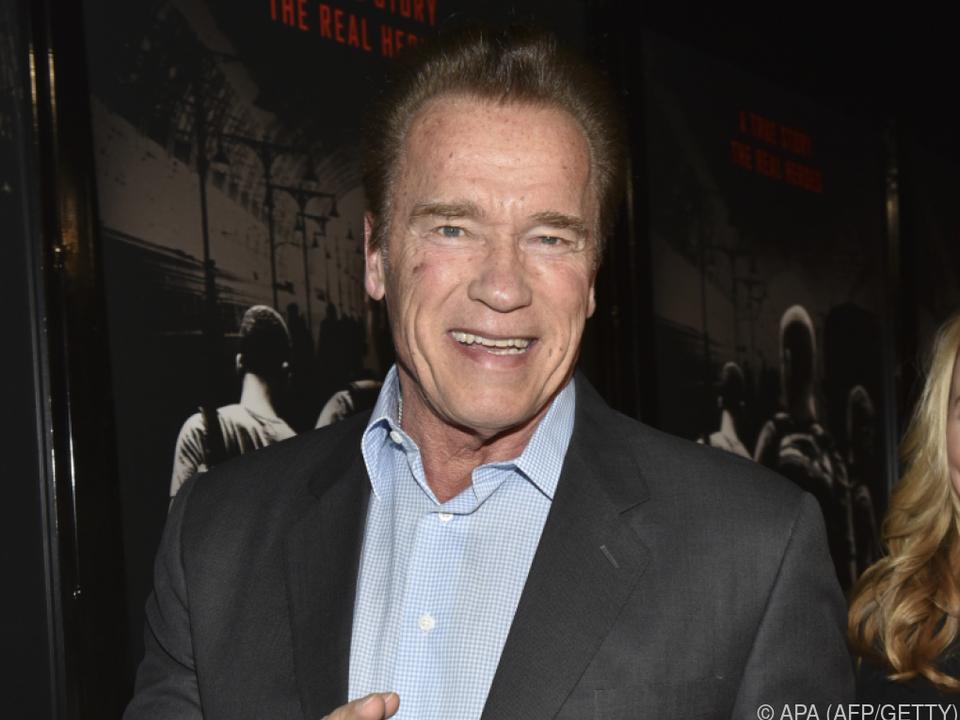 Schwarzeneggers Operation verlief gut